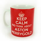 NEW KEEP CALM AND THINK ABOUT ASTON MERRYGOLD GIFT CUP MUG JLS CARRY ON SEXY