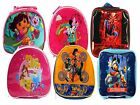 DISNEY AND MARVEL CHILDRENS CHARACTER INSULATED SCHOOL LUNCH BOX/BAGS BNWT