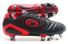 OPTIMUM VELOCITY RUGBY BOOTS - SIZE 8 - RRP £39.99 - Free Postage