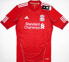 10/12 Liverpool Home TECHFIT Player Issue Football Shirt Soccer Jersey Top Kit