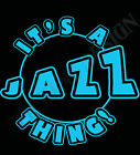 Jazz T-Shirt Miles Davis Charlie Parker John Coltrane Inspired Be Bop Swing Jazz