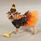 Casual Canine SPELLHOUND WITCH Pet Dog Halloween Costume XS S M L XL