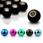 Spare Balls for  Belly / Nipple / Tragus / Labret  / Tongue Bars