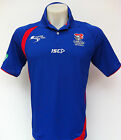 Newcastle Knights Players Polo Shirt Sizes S-4XL BNWT