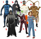 HALLOWEEN FANCY DRESS COSTUME HORROR MOVIE CLASSICS - HANNIBAL, GRIM REAPER ETC