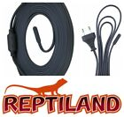 Heating Cable For Terrariums Reptiles Lizards Snakes - All Sizes