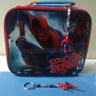PERSONALISED SPIDERMAN SCHOOL BAG PENDANT.SANDWICH BAGS PE BAGS /DS/PSP