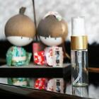 12ml Clear Glass Bottle Atomizer Perfume Spray /18mm Free Shipping (3-100pcs)