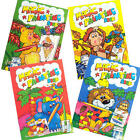 MAGIC PAINTING COLOURING BOOKS A4 A5 A6 ANY Qty PARTY BAGS FUNDRAISING WHOLESALE