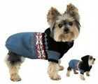 Casual Canine  NORDIC HOODED Dog Sweater Coat  CLEARANCE SALE!