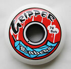 LABEDA GRIPPER SOFT WHITE WHEELS - ( 4 pack)