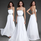 Homecoming Prom Women Long New Evening Party Wedding SZ  6 8 10 Graduation dress