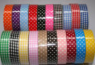 Washi Tape Cotton 15mmx 4m Roll Decorative Sticky Paper Masking Tape Adhesive