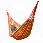 Canvas Hammock Hanging air chair swing colorful Outdoor camping Beach Hammock