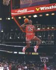 Michael Jordan Chicago Bulls foul line slam dunk  8x10 11x14 16x20 photo 450