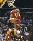 Lebron James Cleveland Cavaliers reverse dunk  8x10 11x14 16x20 photo 457