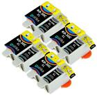 4x Compatible Kodak No. 30 Black & Colour Ink Cartridges