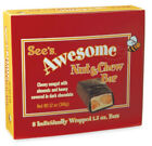 See's Candies Awesome Chocolate Candy Bars