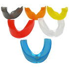 TRANSPARENT Gum Shield Single / Mouth Guard Teeth Protector Adults