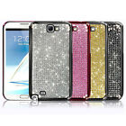Samsung Galaxy Note2 Crystal Cubic Smartphone Hard Case Cover_PS_Gold etc