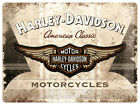 Harley Davidson Blechschild Multiauktion 30 Motive in einer Auktion Portofrei ! €23.9 EUR on eBay