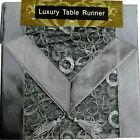 runner silk table