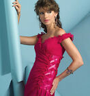 Formal Dress 10 14 16 20 Evening Gown Lace-up Side VOGUE PATTERN Sassoon 2880