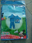 DISNEY MICKEY MOUSE HOODED RAIN SUIT PVC 3-4 years, 5-6 years, 7-9 years NEW