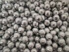SILVER FOIL CHOCOLATE BALLS WEDDING FAVOURS WRAPPED
