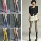 Stylish Hot Ombre 7 Watercolor Velvet Stockings  Leggings