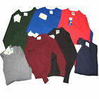 Rowlinson/ Sheldon/Invicta Trutex Knitted School Jumpers 7 Colours  BNWT RRP £26