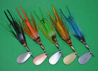 Spintec 'Bucktail' Flying C' with Bullet, Game, Salmon, Sea Trout, Lure Spinner