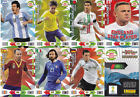 PANINI ADRENALYN XL ROAD TO WORLD CUP BRAZIL 2014 PICK YOUR STAR PLAYER CARDS