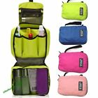 Fashion Travel Cosmetic Makeup Toiletry Beauty Wash Bag Organizer Hanging