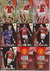MANCHESTER UNITED PANINI ADRENALYN XL 2010 11 LIMITED EDITION  ULTIMATES 2011