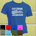 BLUES BROTHERS Retro Cult Movie Quote Shirt All Sizes