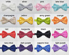Super Quality Men's Jacquard Woven Bowtie Pre Tied Groom Wedding Party Bow ties