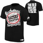 The Miz HATERS WANTED Black WWE Authentic T-Shirt Official Licensed NEW