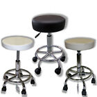 MANICURE MASSAGE THERAPY BEAUTY TREATMENT SALON GAS LIFT STOOL CHAIR ON WHEELS