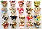 Hair Clamp Claw Comb Grip Ladies Girl Floral Flower Party Prom Mix Designs