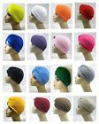 PICK 1 -16 COLORS  TURBAN, CHEMO CANCER HAT, HEADWRAP-ONE SIZE--HT2932