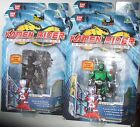 Kamen Rider Dragon Knight action force figures General Xaviax Camo Thrust Wrath