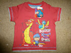 BNWT ~ MIKE THE KNIGHT TOP CHOOSE SIZE 12-18MTHS 18M-2YR ~ MARKS&SPENCER NEW