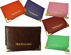 Brand New Leather Made Men / Women Business Bank Travel Cardholder very stylish