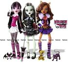 Monster High Doll ORIGINAL Favorites CLAWDEEN DRACULAURA FRANKIE You Pick Them!!