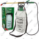 5L PRESSURE SPRAYER - SHOULDER STRAPS - KINGFISHER - Multi Buy Discount Deals