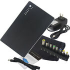 20000mAh Mobile Power Station External Battery Backup USB Charger F Laptop Phone