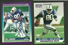 Bill Brooks Indianapolis Colts 1990 Score, 1991 Pro Set