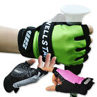half finger gloves fingerless Cycling Climbing Sport Hiking outdoor wear aids