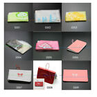 Antimagnetic Wallet Bank ID IC IP Credit Card Holder Case Set Water Resistant
